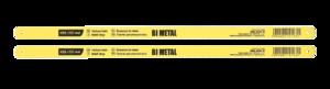 Полотна ножовочные по металлу