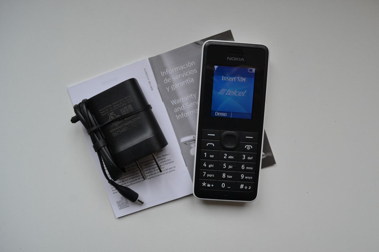 Мобильный телефонNokia 106.3Оригинал !
