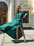 Женское платье макси (в расцветках), фото 2