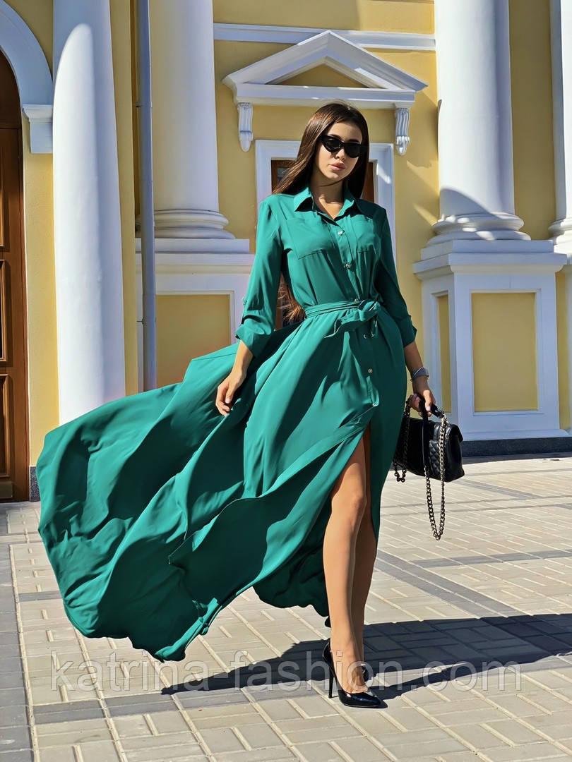 Женское платье макси (в расцветках)