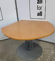 Стильный угловой стол. Стол Капля, фото 1