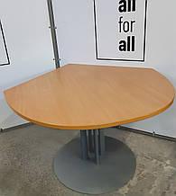 Кутовий стіл Крапля 73-135-125см.