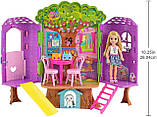 Набор Барби домик на дереве Челси, фото 9