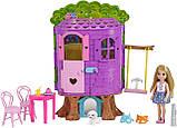 Набор Барби домик на дереве Челси, фото 10