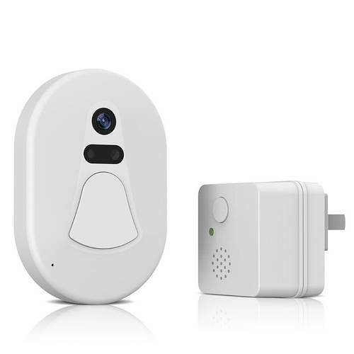 WiFi видеозвонок дверной Smart Doorbell D1
