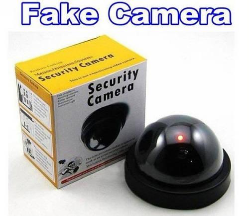 Камера видеонаблюдения Муляж-Купол (AC02)