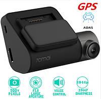 Видеорегистратор Xiaomi 70mai GPS Smart Dash Cam Pro