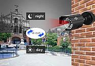 Комплект видеонаблюдения Hiseeu 2ch AHD-2MP 1080P Outdoor (2AHBB12), фото 10
