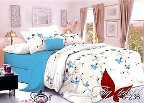 ТМ TAG Комплект постельного белья с компаньоном S236