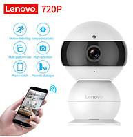 Поворотная WiFi камера Lenovo Snowman 720P