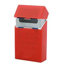 Коробка для сигарет портсигар кисет металлический в виде пачки сигарет DEDO, фото 3