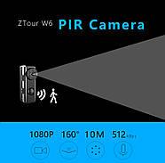 Мини камера ZTour W6 (3300 mAh), фото 8