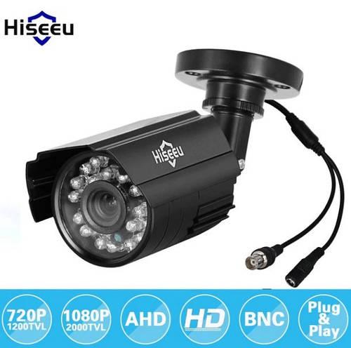 AHD камера видеонаблюдения Hiseeu 2MP Outdoor
