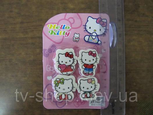 Набор ластиков Hello Kitty