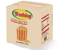 Масло кокосовое для попкорна  белое 18 кг