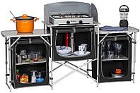 Кемпинговый туристический кухонный стелаж 3в1