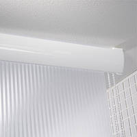 Spirella Карниз для штор потолочный Spirella ROLO MECHANO белый (10.14760)