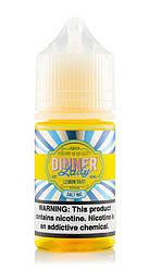 Dinner Lady Salt Lemon Tart - 30 мл, VG/PG 50/50 30
