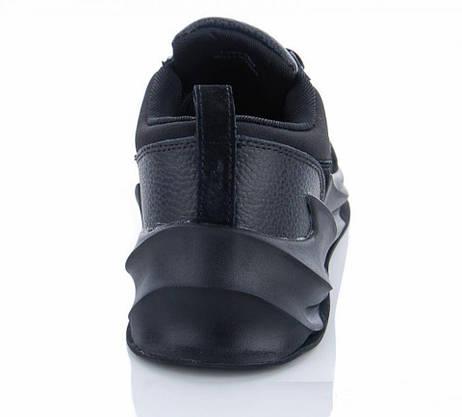 Кроссовки Adidas $harks Мужские Адидас Чёрные Акула (размеры: 41,42,43,44,45) Видео Обзор, фото 2