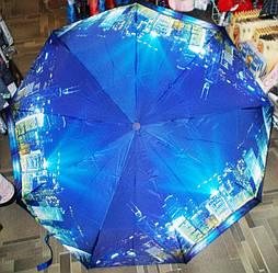 Зонт полуавтомат антиветер модель №13