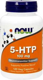 NOW 5-HTP 100 mg (120caps)