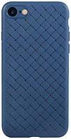 Чехол ArmorStandart Braid для iPhone 8/7 blue, фото 1
