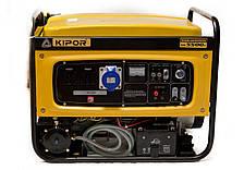 Газовый генератор KIPOR KNE5500E (5 кВт)