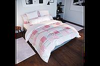Комплект постельного белья ТЕП 276 Розетта бязь Двуспальный евро комплект
