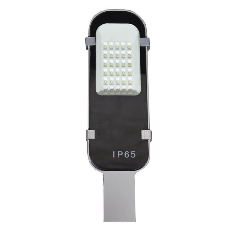 Світильник вуличний стовпової 30w 4800lm SUNGI SMD з білим відбивачем