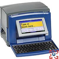 Принтер Brady S3100-CYR-W-SFIDS, клавиатура: русский/английский.