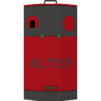 Бункер пеллетный Альтеп