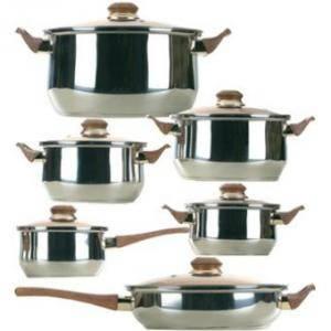 Набор посуды Maestro из 12 предметов (MR-2010), фото 2