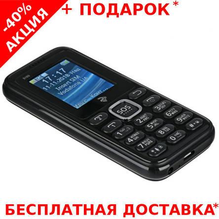 Кнопочный мобильный телефон 2E Mobile Phone S180 с двумя SIM-картами + кнопка SOS, фото 2