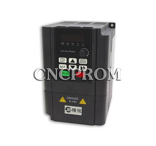 Инвертор MK100-2S1.5G-DK, 1.5 kW 7.5 A 220V, фото 2