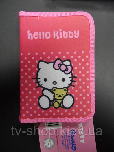 Пенал секционный Hello Kitty