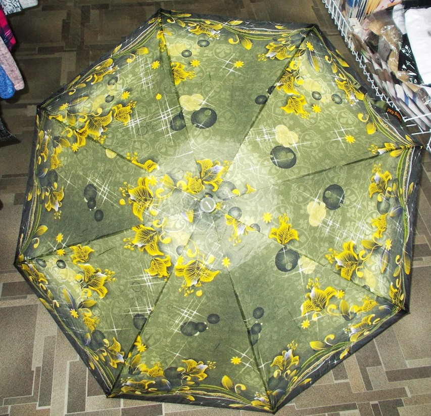 Зонт карманный мини 18 см модель №23