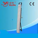 Лампа Фонарь светодиодная YAJIA YJ-6825 (72 LED), фото 2