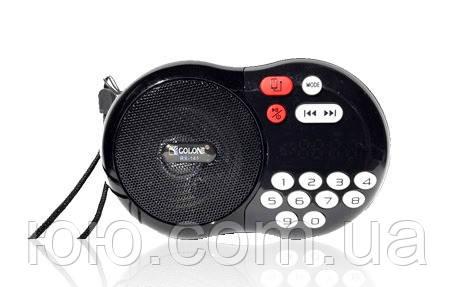 Радиоприемник RX-141 c USB и аккумулятором Power Bank