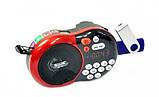 Радиоприемник RX-141 c USB и аккумулятором Power Bank, фото 2