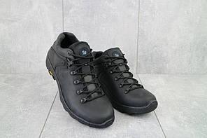 Повседневная обувь мужские Step Wey 5233 черные (натуральная кожа, весна/осень)