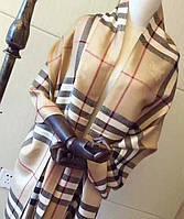 Палантин шарф женский Вurberry БАРБЕРИ
