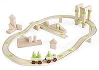 Игровой набор Дорога Block Science Guidecraft 55 дет. (G2100R), фото 1