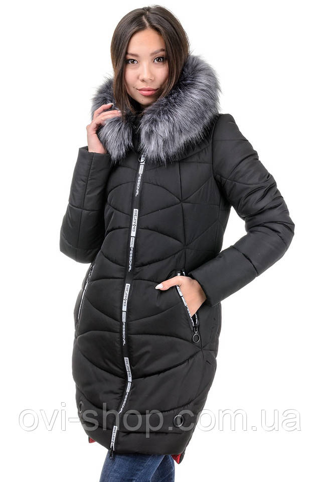 женская зимняя куртка оптом