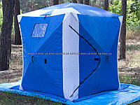 Палатка зимняя Куб - Fly Cat Winter Tent Ice Cube Синяя