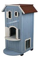 Trixie (Трикси) Cat's Home домик для кошек Кошачий дом