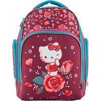 Рюкзак школьный Kite Hello Kitty Бордовый (HK18-706M)