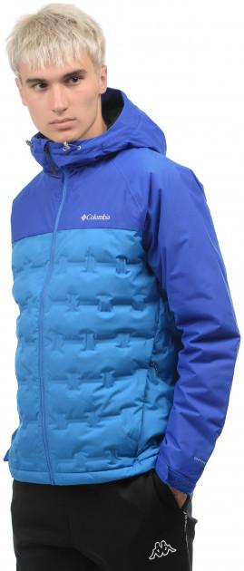Куртка пуховая мужская Columbia Grand Trek Down Jacket