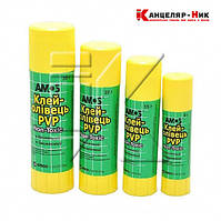 Клей - карандаш AMOS 35гр PVP