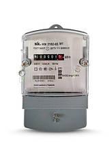 Лічильники електроенергії NiK однофазні однотарифні 220В