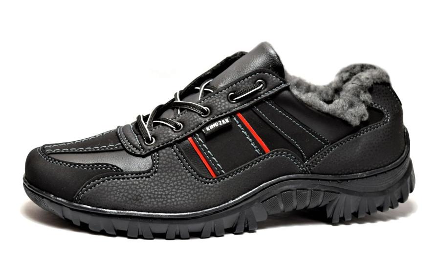 Кросівки утеплені зимові чоловічі ботинки
